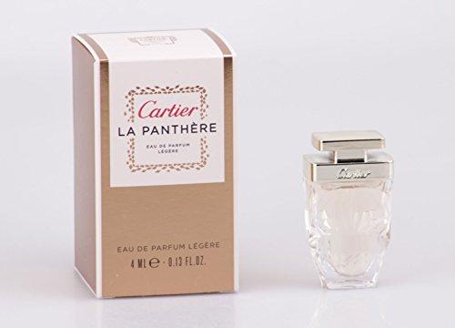 Cartier–La Panthere Legere–4ml EDP Eau de Parfum de ferrocarril