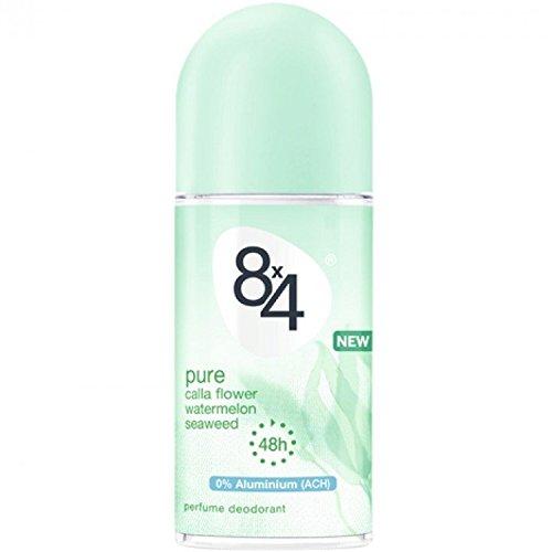 8x4 Deoroller 6 * 50ml Pure