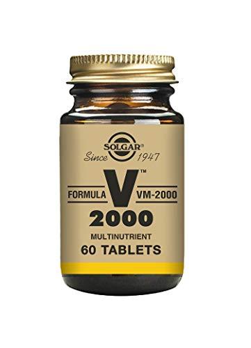 Solgar Formula VM-2000 Tablets - Pack of 60