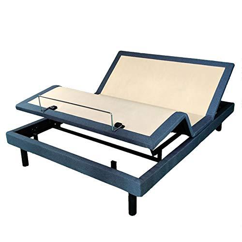 FC-Bed Einstellbare Zero Gravity Motorisierte Bettboden, Entspannen Dual-Massage,...