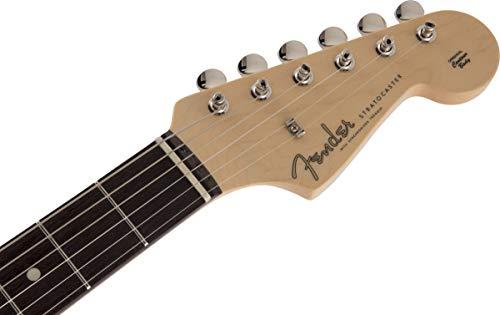 FenderエレキギターMadeinJapanTraditional60sStratocaster®,RosewoodFingerboard,3-ColorSunburst