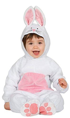 Guirca- Disfraz conejito baby, Talla 12-24 meses (85982.0)