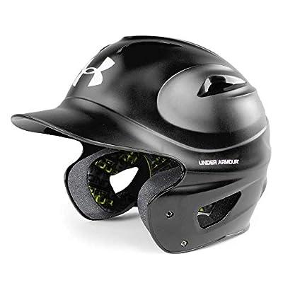 Under Armour Baseball Baseball-Batting-Helmets Satin Molded Batting Helmet, NOCSAE Certified