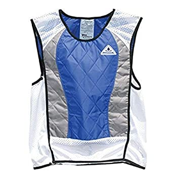 Cooling vest for Cyclists and Bikers: photo