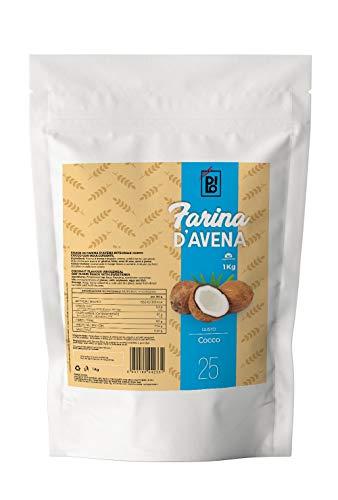 DILO Farina di Avena Aromatizzata Cocco 1kg