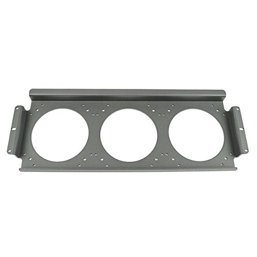 CaseLabs HDD Side Mount for Mercury S5 / S8 Pedestal, Gunmetal