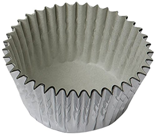 Decora 5339793 Paquet 2000 CAISSETTES Argent 50 X 32 MM, Paper