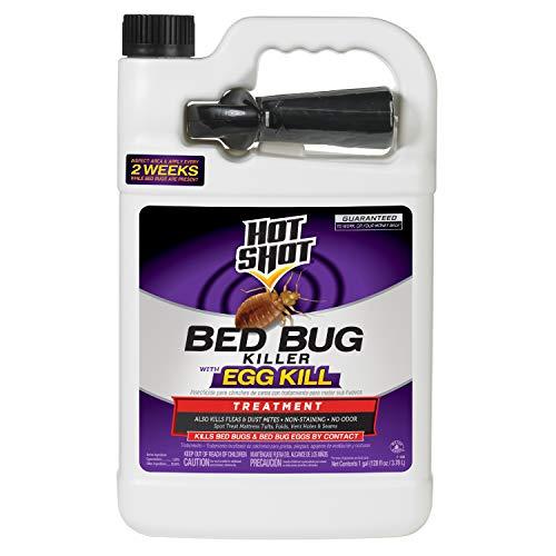 Hot Shot Bed Bug Killer With Egg Kill, Ready-to-Use, 1-Gallon