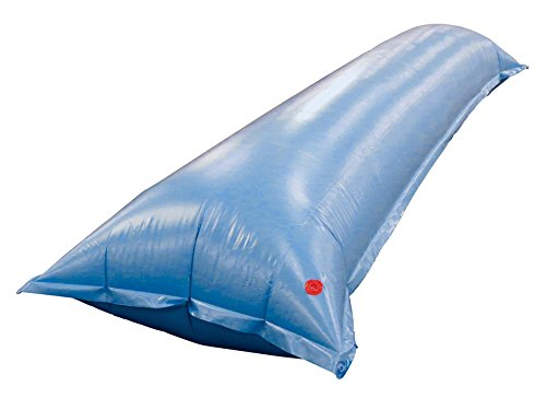 Buffalo Blizzard 4 ½-Foot by 15-Foot Long Air Pillow | Blue 22-Gauge Heavy-Duty Vinyl Material | Inflate Pillow Underneath Winter Cover for Swimming Pools