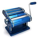 JKUNYU Máquina de fabricante de pasta Manual de Pasta Pasta Máquina máquina del fabricante de la manivela de pasta...