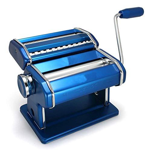 YUXIwang Máquina de pasta Manual de Pasta Pasta Máquina máquina del fabricante de la manivela de pasta máquina de rodillos de rodillos de la máquina de fideos fabricante de la pasta de pasta Cortadore