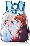 Cerdá, Mochila Infantil 3D Frozen de Color Azul-Licencia Oficial de Dinsey Studios Unisex niños, Multicolor, 260X310X100MM