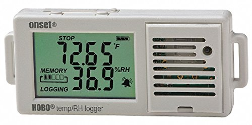 HOBO Data Logger Temperature and Humidity USB