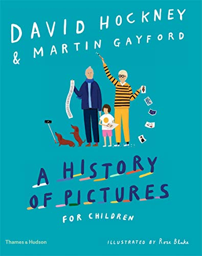 A History of Pictures for Children by David Hockney