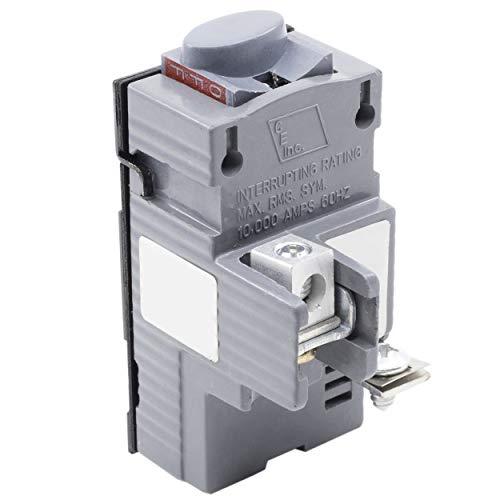UBIP115 Pushmatic P115 Replacement. 1 Pole 15 Amp Circuit Breaker by Connecticut Electric.