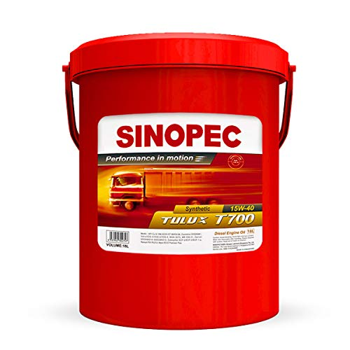 15W40 Full Synthetic Diesel Engine Oil - 5 Gallon Pail (18L - 4.75 GAL)