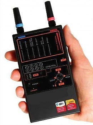Protect 1207i Detector Frecuencias para micrófonos, cámara y localizadores GPS 2G 3G 4G WiFi gsm