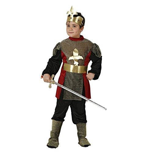 Deguisement Chevalier Médiéval 7-9ans - Déguisement Anniversaire - 676