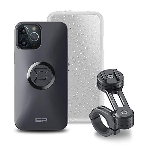 SP Connect 53934 Moto Bundle, Schwarz, iPhone 12 Pro Max, Set of 5