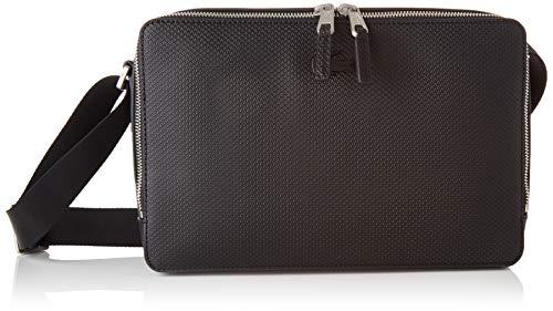 Lacoste NH3270, Reporter Bag Homme, Noir, Taille Unique