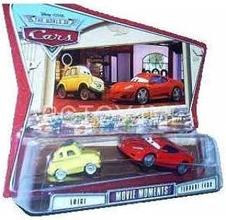 Cars Movie Moments Luigi & Ferrari F430