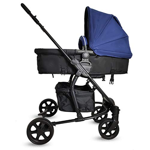 Buy Bargain JIAX Baby Stroller for Newborn and Toddler - Convertible Stroller Compact Single Baby Ca...