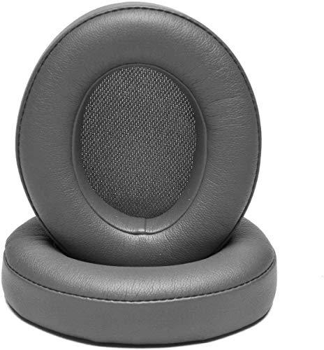 WADEO Ohrpolster Ohrmuscheln für Beats Studio Ohrpolster Grau Wireless 2 3 B0500 B0501 - Grau