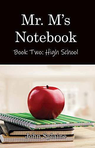 Mr. M's Notebook: High School (English Edition)