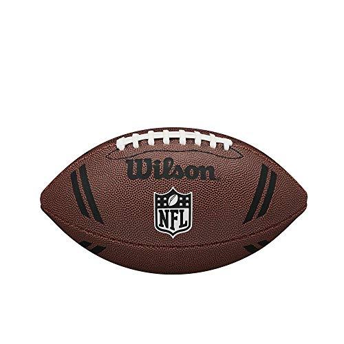 Wilson NFL Spotlight Fußball, Braun, offizielle Größe