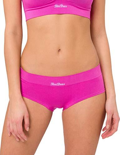 BeeDees Damen Hipster Slip Comfee pink / 48|50