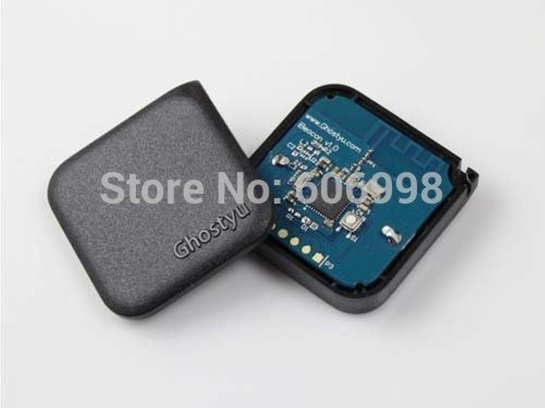 打ち上げる驚くべき自動化Syex 2pcs /ロットghostyubeacon iBeaconベースステーション低消費電力Bluetooth 4.0モジュールcc2541