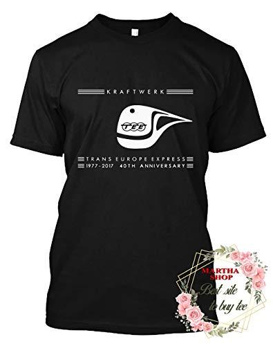 40th Anniversary Kraftwerk Trans Europe Express T-shirt