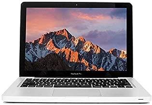 Apple MacBook Pro 13in 2.3GHz i5, 8GB Memory, 500GB Solid State Hybrid Drive, MacOS 10.12 Sierra (Renewed)