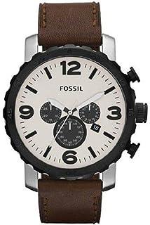 ساعة فوسيل للرجال JR1390 - انالوج بعقارب جلد ، 2724277218200
