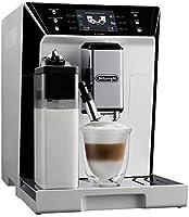 DeLonghi ECAM 556.55.W macchina per caffè Libera installazione Macchina da caffè combi Bianco 2 L Automatica