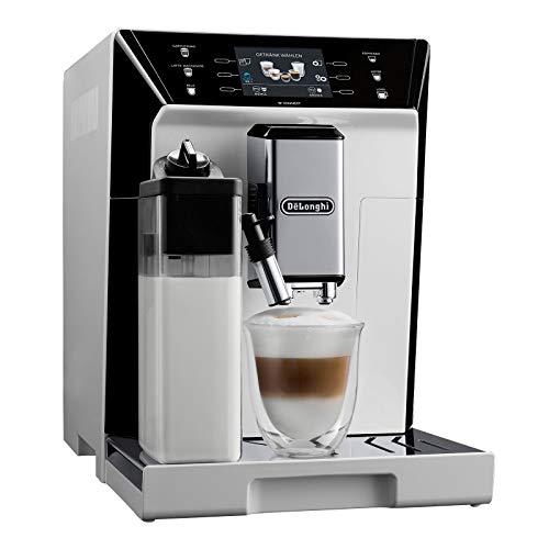 De'Longhi ECAM 556.55.W Cafetera automática,...