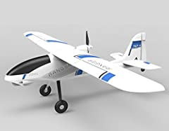 """Like the larger Ranger EX, fully designed for FPV Quick, easy assembly, no glue required Powerful brushless out-runner motor Special airfoil design for higher payload capacity Easy to fly, like a trainer; Wingspan: 54.3"""" Length 37"""""""
