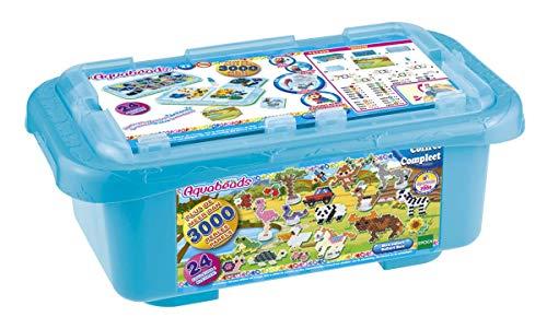 Aquabeads - La Box Safari - 31389 - Coffret - Loisirs Créatifs
