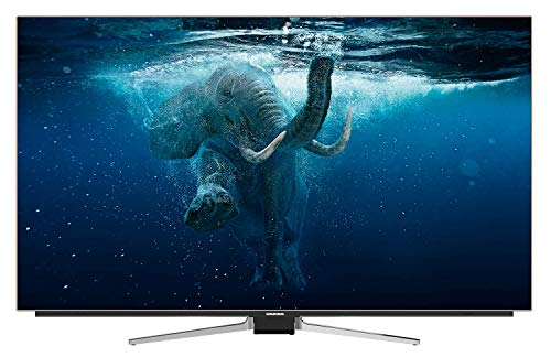 Grundig 55 VLO 8500 BP 139 cm (55 Zoll) OLED Fernseher (Ultra HD, Triple Tuner, Smart TV)