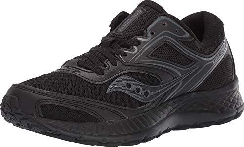 Saucony Versafoam Cohesion 12 Black/Black 8.5 B (M)