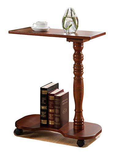 Table de Chevet Amovible/Table pour Ordinateur Portable