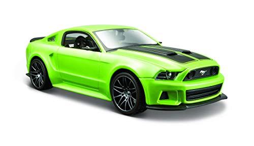 Maisto–Ford Mustang Street Racer, grün (31506g)