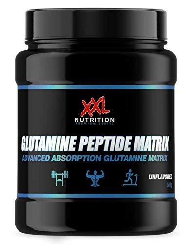 XXL Nutrition Glutamine Peptide Matrix   3 Formen der Aminosäure Glutamin   500g