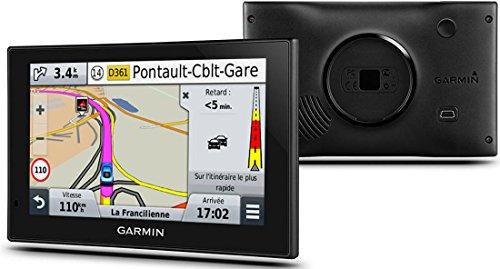 Garmin NÜVI 2589 LM navegador GPS, onboard a Europa, 16:9