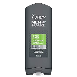 Dove Men+Care Body and Face Wash for Cooling Refreshment Extra Fresh with MicroMoisture Technology 400 mL (B0088QKEWW) | Amazon price tracker / tracking, Amazon price history charts, Amazon price watches, Amazon price drop alerts