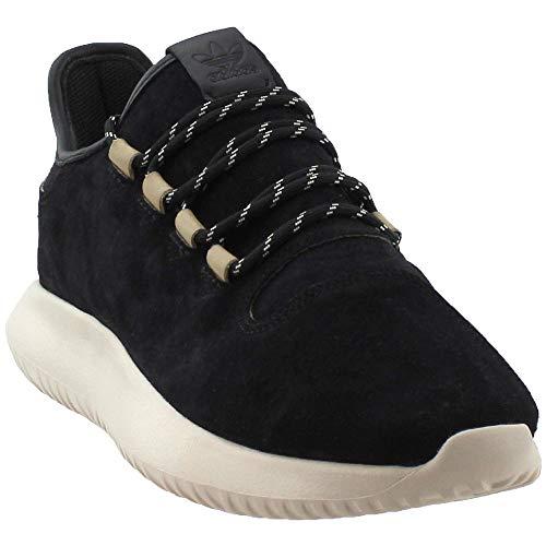 Adidas Tubular Shadow Athletic - Scarpe da ginnastica da uomo, Nero (Infradito colorati estivi, con finte perline), 45 EU