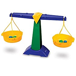 Get a balance scale for homeschooling (AFFILIATE)