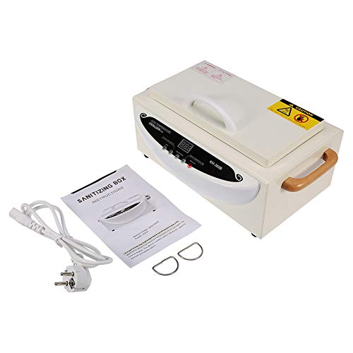 Sterilisationsgerät Intelligenter Hochtemperatur Sterilisator für Nagel Werkzeug Nagel Sterilisator Zahnmedizinische Werkzeug Sterilisation
