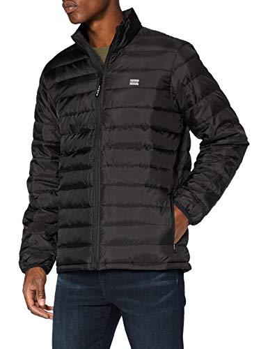 Levi's Presidio Packable Jacket Chaqueta, Mineral Black, M para Hombre