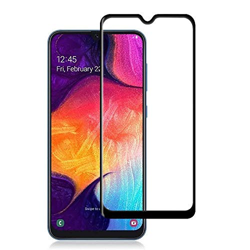 Difal Case Tempered Glass for Samsung Galaxy A21 Screen Guard protecter